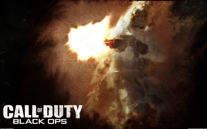 Call of Duty 7 Black Ops HD Games Wallpapers-Three Series 28 Views:3842