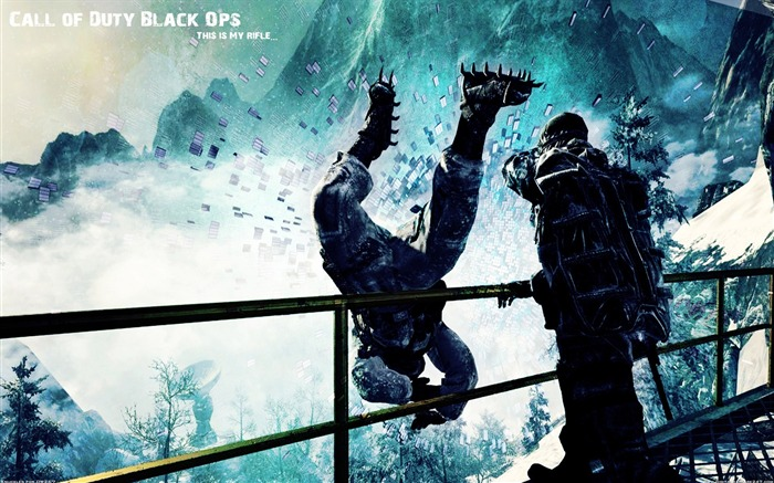 Call of Duty 7 Black Ops HD Games Wallpapers-Three Series 30 Views:4009