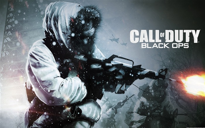 Call of Duty 7 Black Ops HD Games Wallpapers-Three Series 31 Views:4035