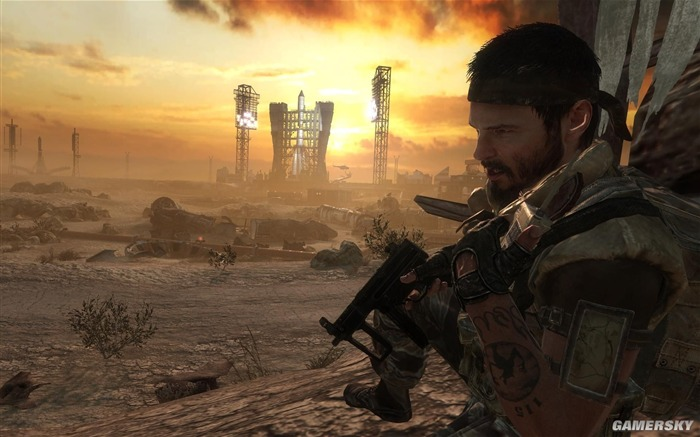 Call of Duty 7 Black Ops HD Games Wallpapers-Three Series Views:10252