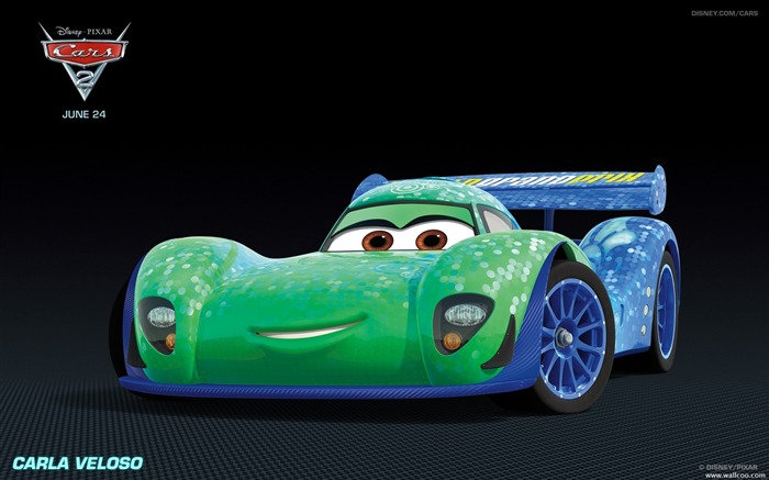 Cars2 HD Movie Wallpapers 02 Views:14295