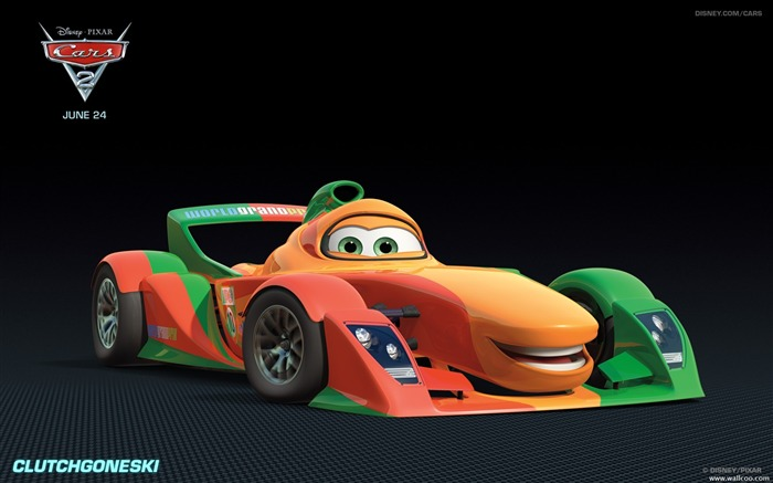 Cars2 HD Movie Wallpapers 04 Views:21197