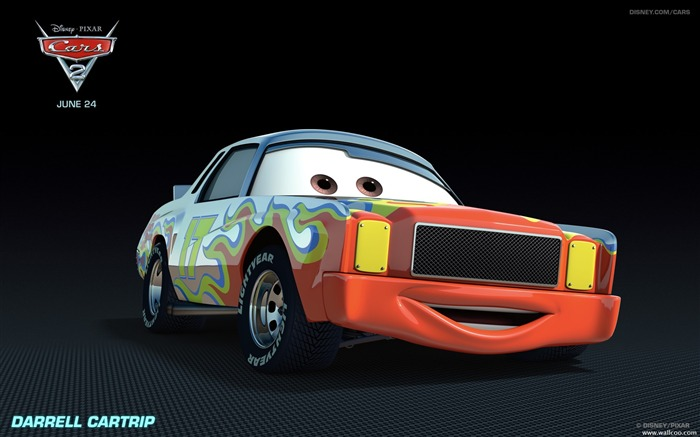 Cars2 HD Movie Wallpapers 05 Views:11233