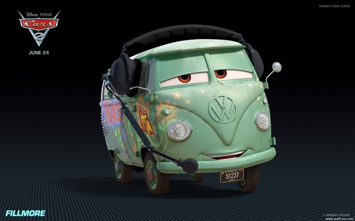 Cars2 HD Movie Wallpapers 07 Views:9943