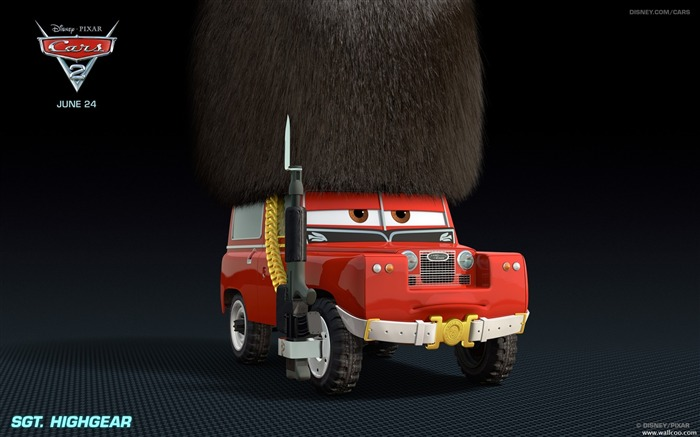 Cars2 HD Movie Wallpapers 13 Views:9960