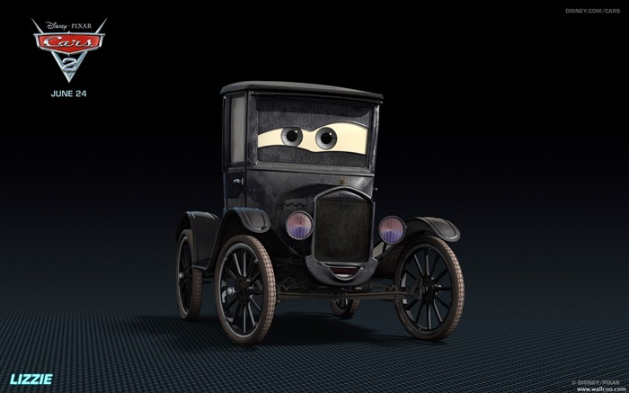 Cars2 HD Movie Wallpapers 18 Views:8846