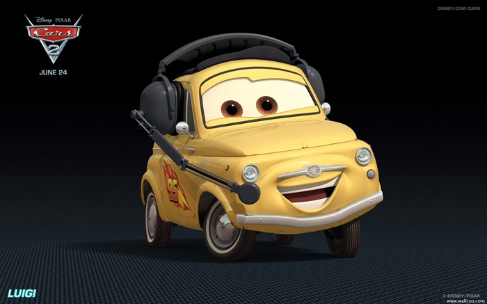 Cars2 HD Movie Wallpapers 19 Views:11478