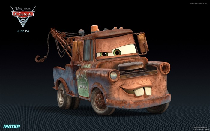 Cars2 HD Movie Wallpapers 23 Views:5751