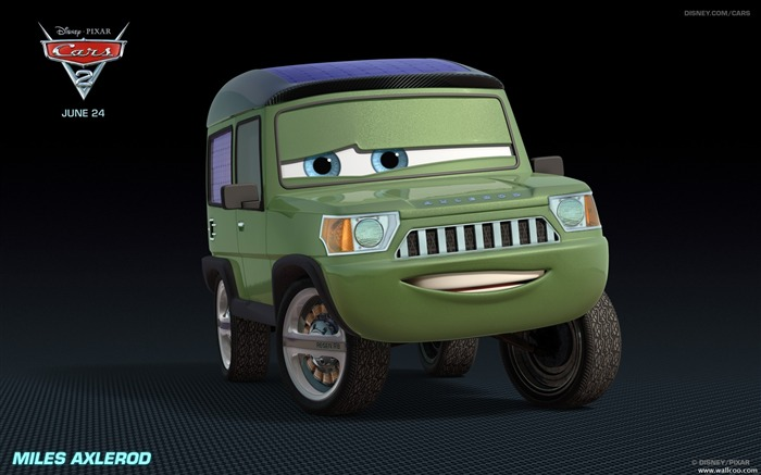 Cars2 HD Movie Wallpapers 26 Views:5350