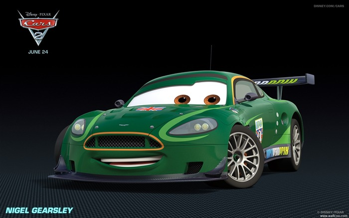 Cars2 HD Movie Wallpapers 27 Views:5778