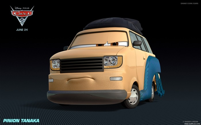 Cars2 HD Movie Wallpapers 29 Views:5380