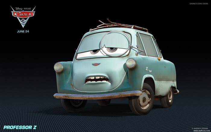 Cars2 HD Movie Wallpapers 31 Views:7617