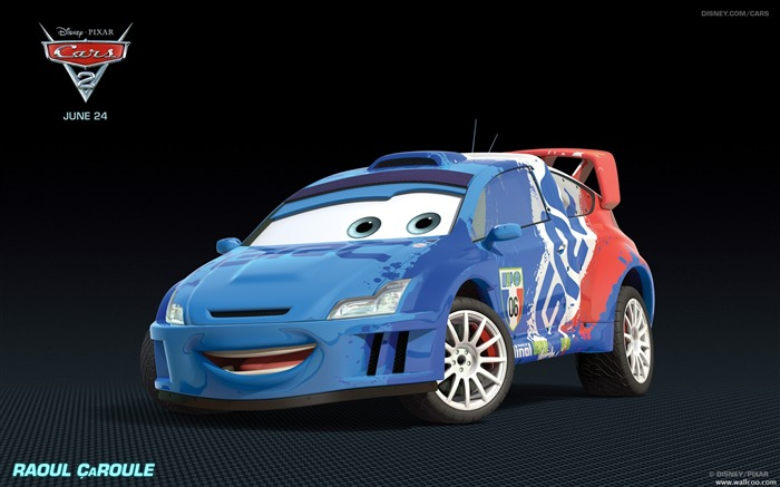 Cars2 HD Movie Wallpapers 34 Views:5534