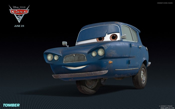 Cars2 HD Movie Wallpapers 41 Views:9980
