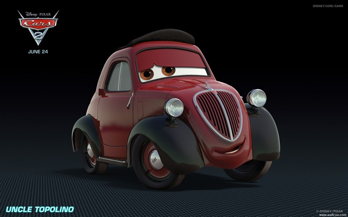Cars2 HD Movie Wallpapers 43 Views:6704