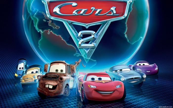 Cars2 HD Movie Wallpapers Views:21484