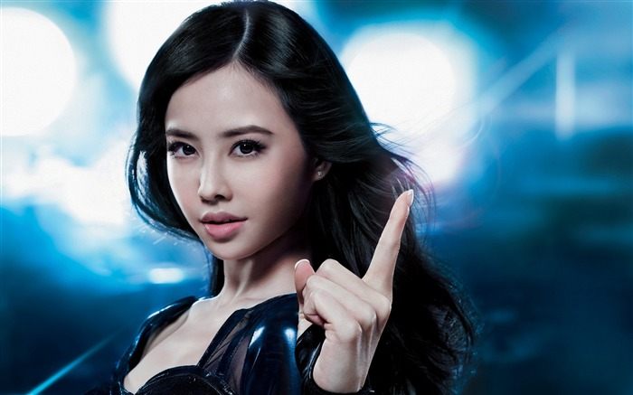 Chinese pop singer Jolin Tsai wallpaper Views:26018