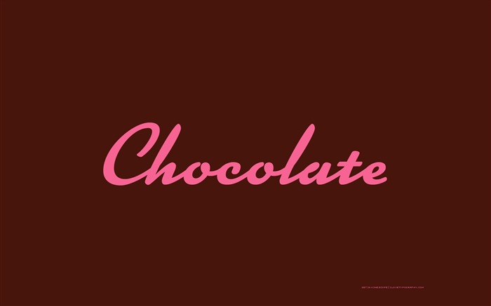Chocolate Kinescope wallpaper Views:7408