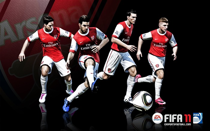 EA Sports FIFA 11 Wallpaper Wallpaper Views:11559 Date:7/11/2011 7:20:12 AM