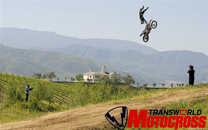 FMX motocross stunt fancy wallpaper 01 Views:7385