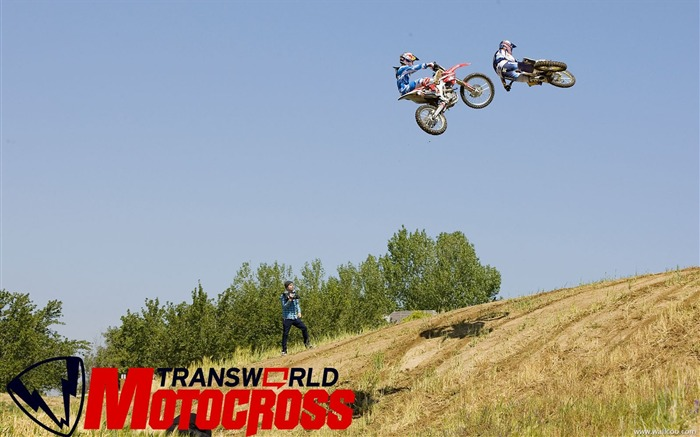 FMX motocross stunt fancy wallpaper 03 Views:8044