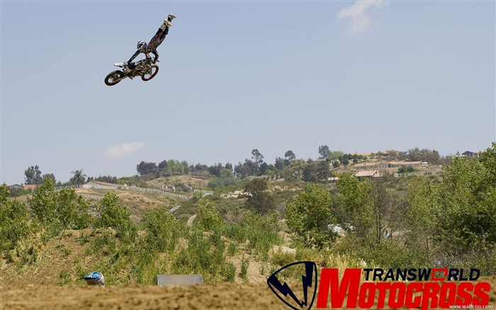 FMX motocross stunt fancy wallpaper 07 Views:7022