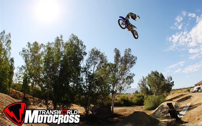 FMX motocross stunt fancy wallpaper 09 Views:7399