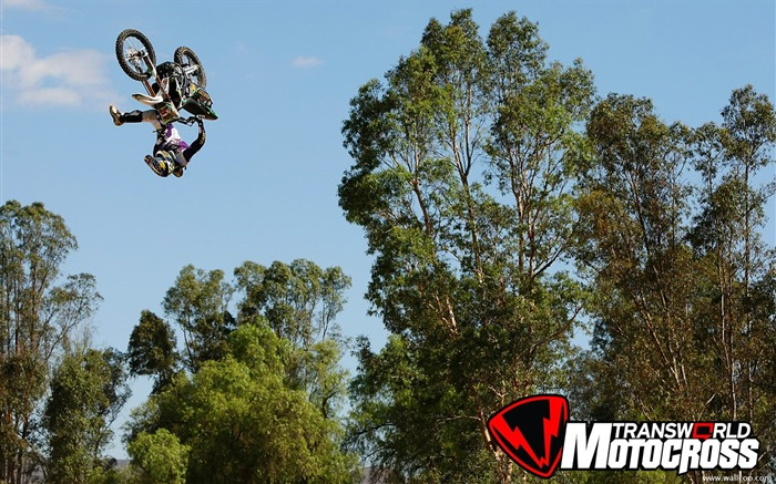 FMX motocross stunt fancy wallpaper 13 Views:6959