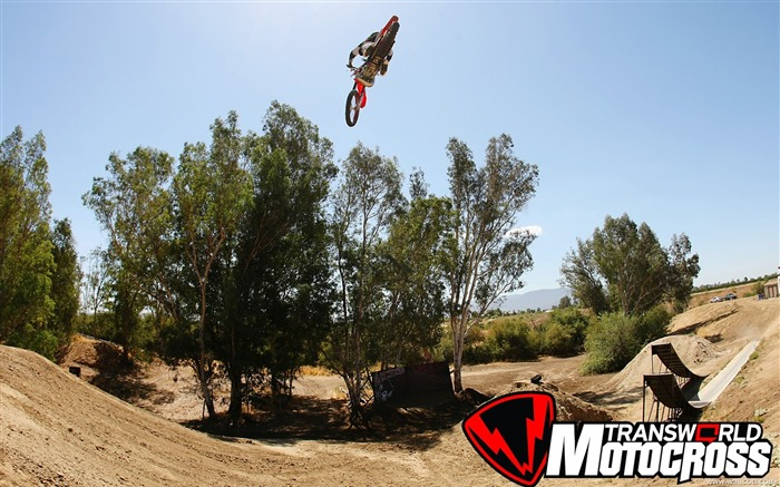 FMX motocross stunt fancy wallpaper 16 Views:4811