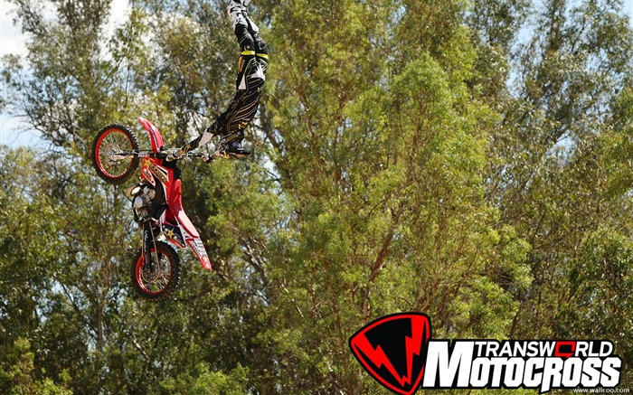FMX motocross stunt fancy wallpaper 17 Views:6015