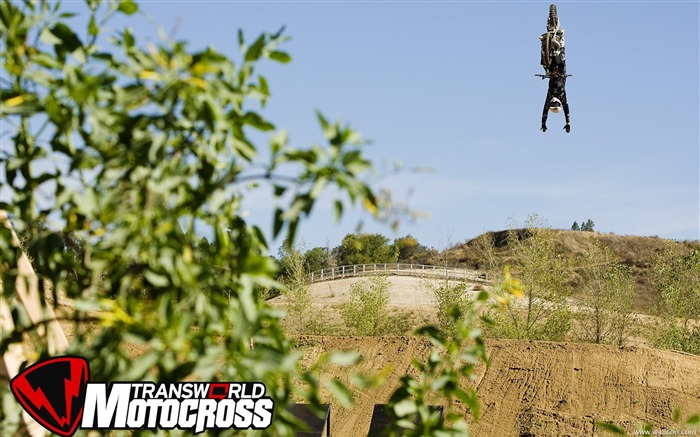FMX motocross stunt fancy wallpaper 22 Views:3300