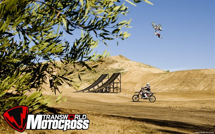 FMX motocross stunt fancy wallpaper 23 Views:3878