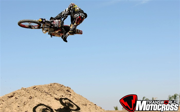 FMX motocross stunt fancy wallpaper 34 Views:3487