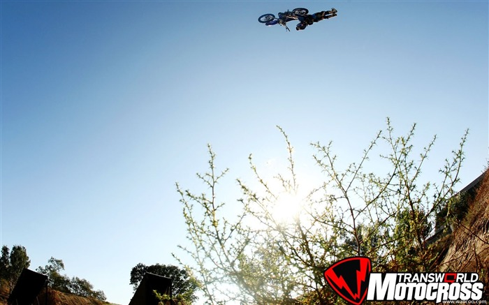 FMX motocross stunt fancy wallpaper 40 Views:3563