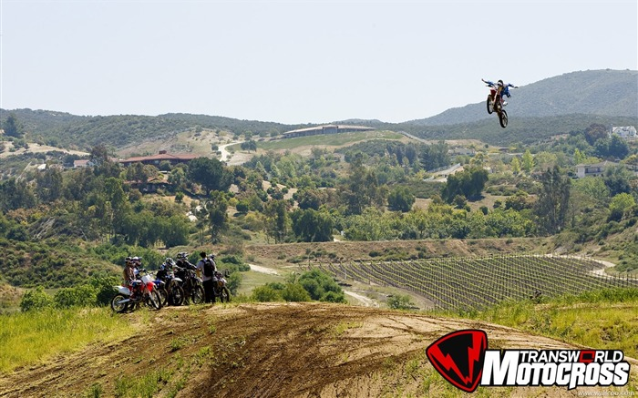 FMX motocross stunt fancy wallpaper 41 Views:3200