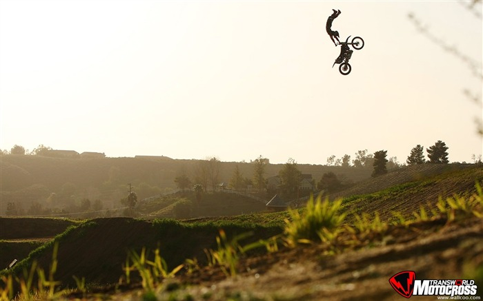 FMX motocross stunt fancy wallpaper 47 Views:5978