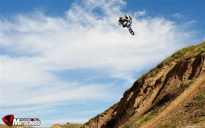 FMX motocross stunt fancy wallpaper 48 Views:10600