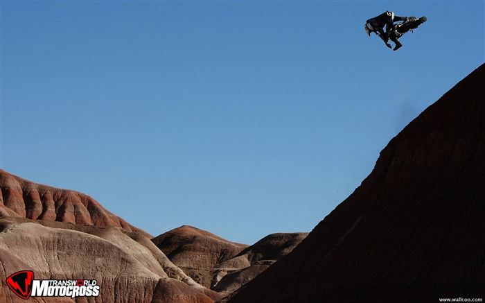FMX motocross stunt fancy wallpaper 49 Views:3781
