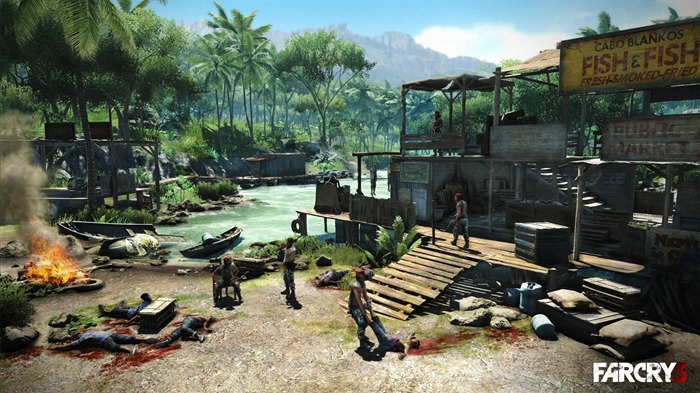 Far Cry 3 Game HD Wallpaper 07 Views:8395