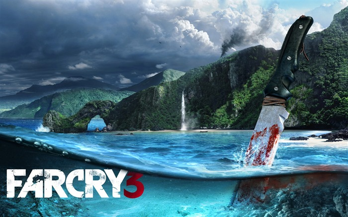 Far Cry 3 Game HD Wallpaper Views:9122
