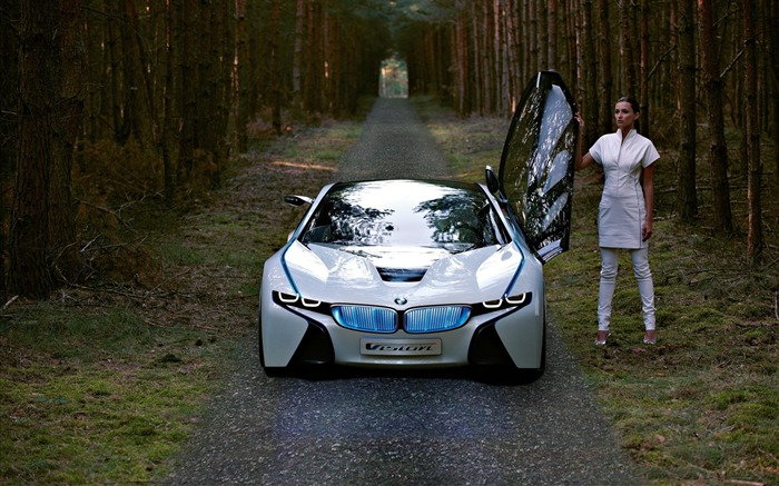 Germany BMW creative concept car wallpaper Views:9206