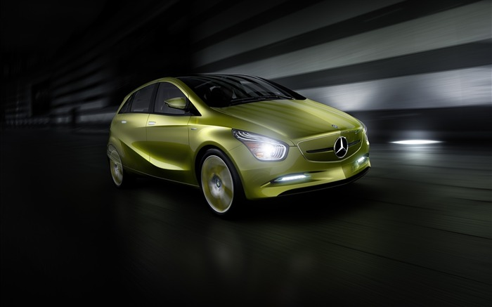 Germany Mercedes-Benz concept car wallpaper 05 Views:6684 Date:7/15/2011 1:45:51 AM