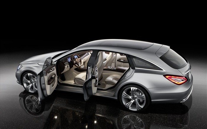 Germany Mercedes-Benz concept car wallpaper Views:10026 Date:7/15/2011 1:44:34 AM