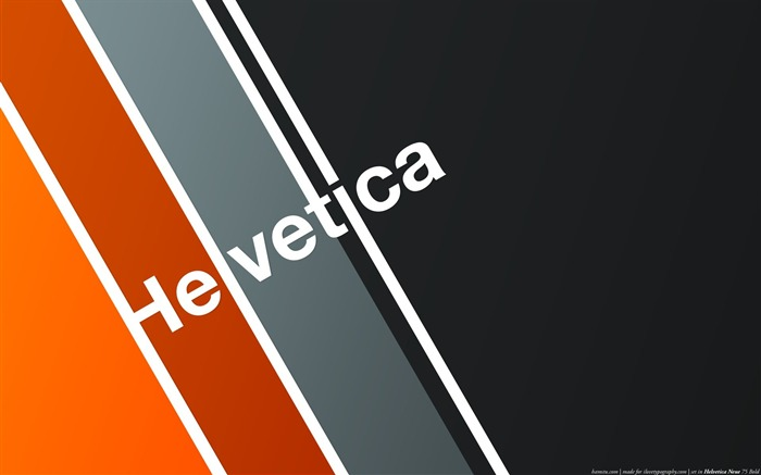 Helvetica Neue Wallpaper Views:7851
