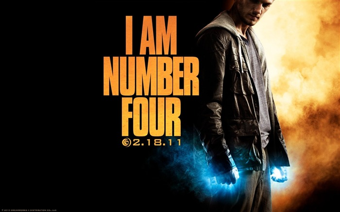 I Am Number Four Television Movie Wallpapers Views:5856