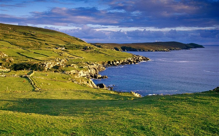 Irish Coast Wallpaper Views:13867