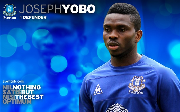 Joseph Yobo-new look 2010-11 version wallpaper Views:5300 Date:7/18/2011 5:35:55 PM
