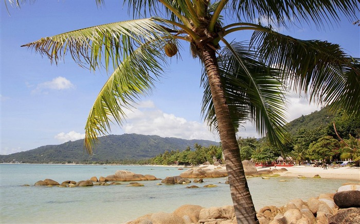 Koh Samui- Lamai Beach Wallpaper Views:4532