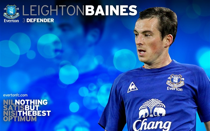Leighton Baines-new look 2010-11 version wallpaper Views:7378 Date:7/18/2011 5:36:13 PM