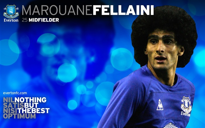 Marouane Fellaini-new look 2010-11 version wallpaper Views:7327 Date:7/18/2011 5:37:18 PM